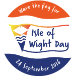Isle of Wight Day badge
